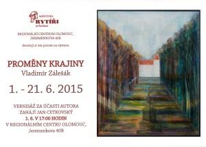 Autorská výstava v Olomouci